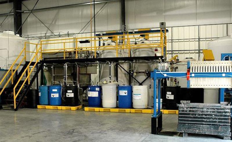 thiết kế lắp đặt hệ thống xử lý nước thải
