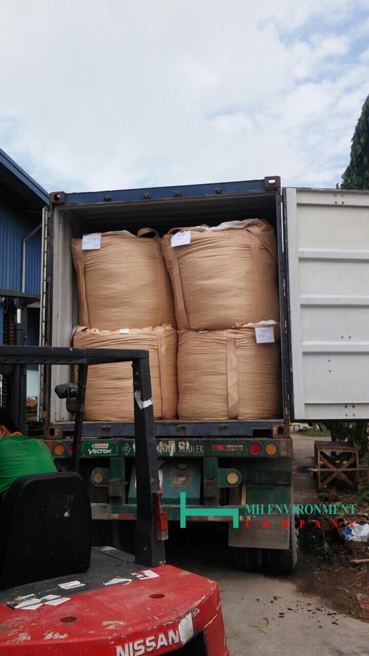 tiêu huỷ 20 tấn phân bón không qua kiểm định